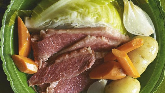 Photo of Irish Boiled Dinner (Corned Beef) by Ann Hester