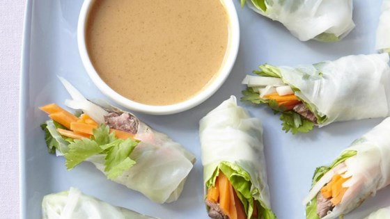 Photo of Steak Summer Rolls by RuthE