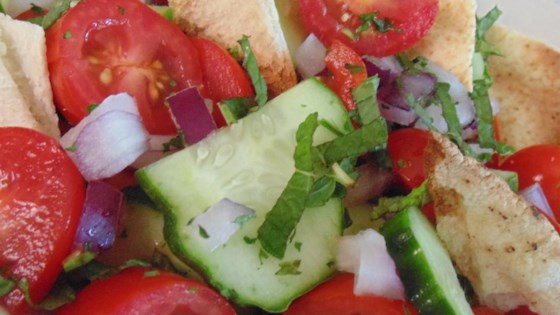 Photo of Aunty Terese's Fattoush by Mario