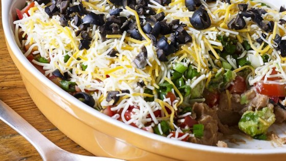 Seven Layer Dip II Recipe