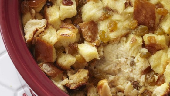 Photo of Bread Pudding in the Slow Cooker by Andie