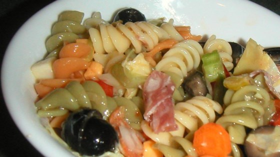 Photo of Ellen's Muffaletta Pasta Salad by Ellen Bancroft Ziegler