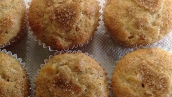Photo of Beth's Peach-Nectarine Muffins by BEAN13