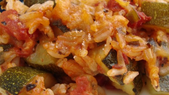 Photo of Zucchini Herb Casserole by Debi Blair McGinness