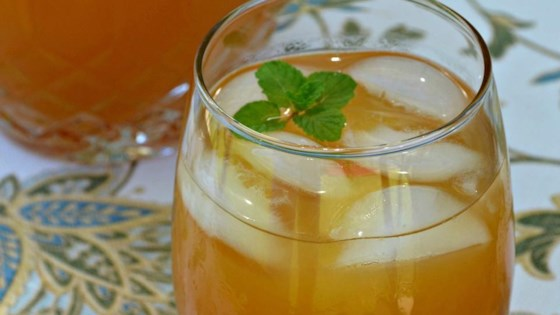 Photo of Mint Julep Iced Tea by cutiemoose