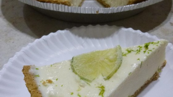 Photo of Florida Key Lime Pie by Marion McWhorter