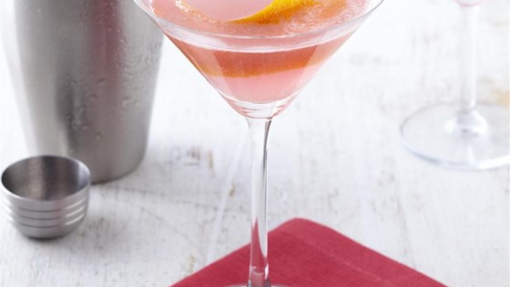 Photo of Rhubarb-Infused 'Barbtini by Cathleen