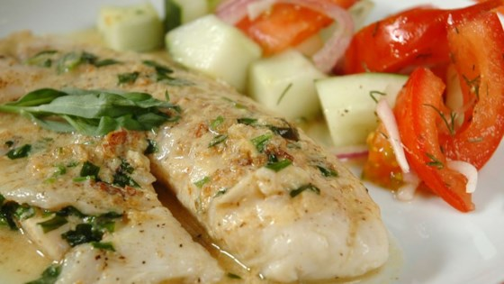 Photo of Dijon-Tarragon Cream Chicken by DELTAQUEEN50
