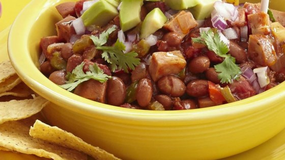 Photo of Healthier Boilermaker Tailgate Chili by MakeItHealthy