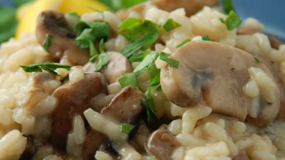 Photo of Gourmet Mushroom Risotto by Myleen Sagrado Sjödin