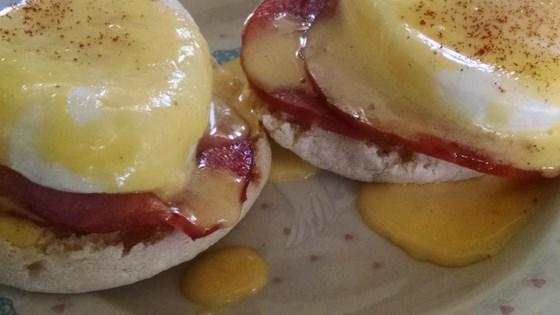 Quick and Easy Eggs Benedict