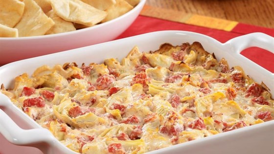 Photo of PAM's Creamy Artichoke-Tomato Dip by PAM® Cooking Spray