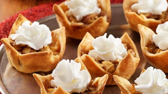 Photo of PAM's Mini Apple Pies with Almond Crumble by Pam Cooking Spray