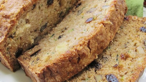 Photo of Pineapple Zucchini Loaf by jen
