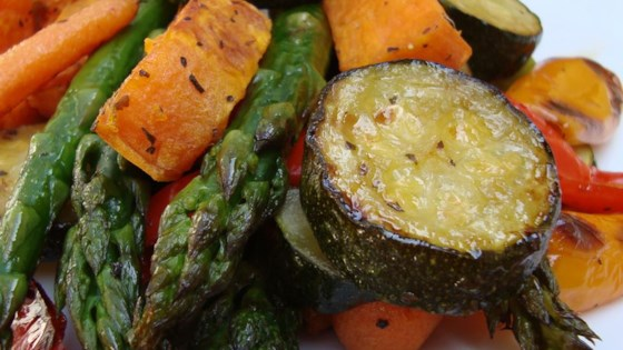 Photo of Roasted Vegetable Medley by Lorelei