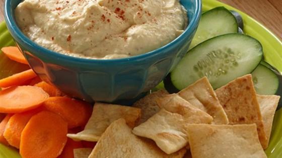 Photo of Roasted Garlic Hummus from Hidden Valley® by Hidden Valley®
