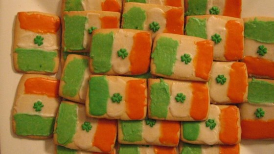 Photo of Irish Flag Cookies by Laria Tabul