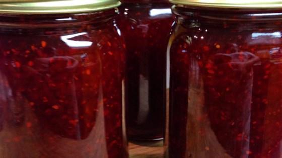 Green Tomato Raspberry Jam Recipe - Allrecipes com