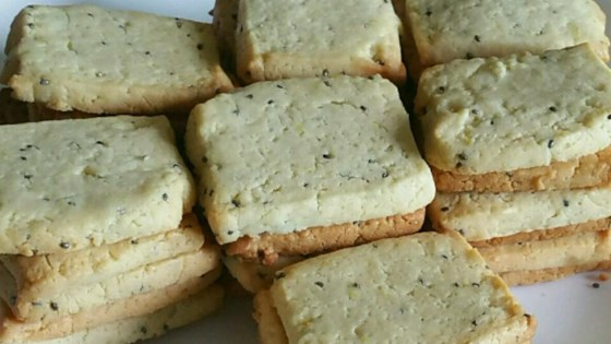 Photo of Lemon Butter Cookies by Kathleen Dickerson