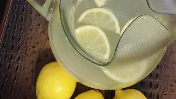 How to make lemon soda at home
