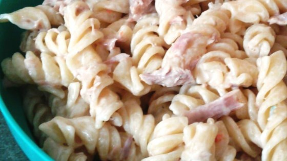 Photo of Super-Easy Tuna Pasta Salad by Noreen LeBlanc Maher