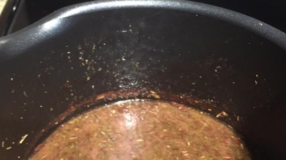 Photo of Red Wine Reduction Sauce by Desiree.Christian