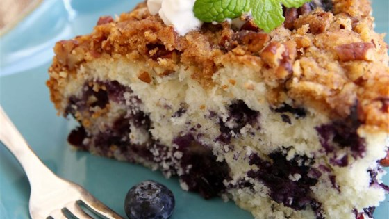 Photo of Blueberry Coffee Cake III by Donean