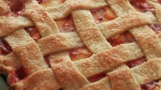Photo of Chef John's Peach Pie by Chef John