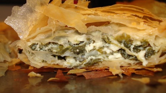 Photo of Spanakopita II by MARY KESSLER