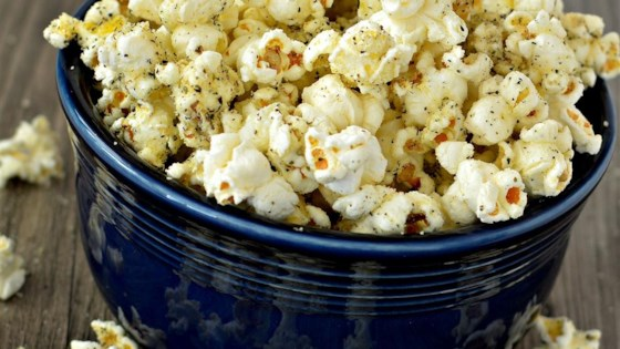 Photo of Italian Popcorn with Parmesan by Jon