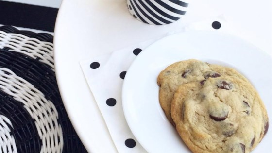 Photo of Light and Fluffy Chocolate Chip Cookies by Jessica Smith
