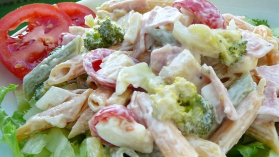 Photo of Cordon Bleu Salad by Lori Kuehl Knight
