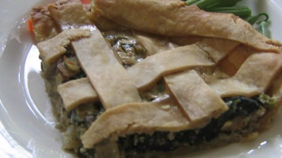 Photo of Mushroom Pie by GATOULA