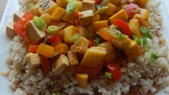Photo of Lime-Curry Tofu Stir-Fry by Kate Przybylo