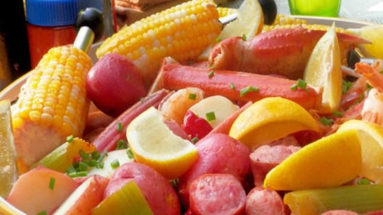 Photo of King Crab and Shrimp Boil by kenzie02m