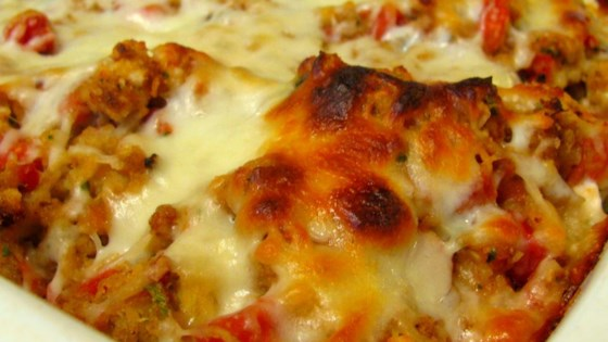 Photo of Quick Bruschetta Chicken Bake by Heather