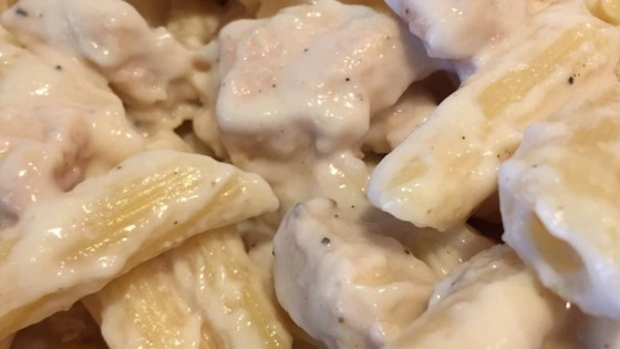 Photo of Easy Chicken Alfredo II by sal