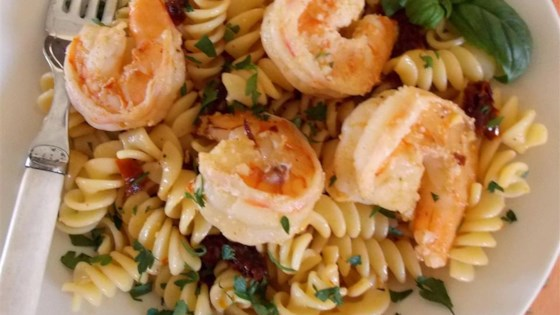 Photo of Shrimp Scampi with Sun-Dried Tomatoes by PIDGE