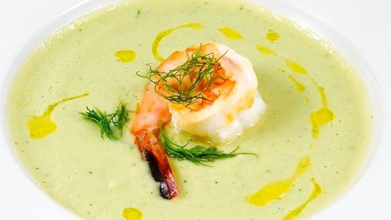 Photo of Avocado Shrimp Bisque by William Anatooskin