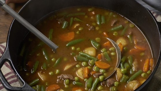 Photo of Beef and Vegetable Soup by Swanson®