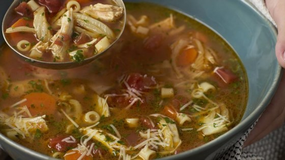 Photo of Italian-Style Chicken Noodle Soup by Swanson®