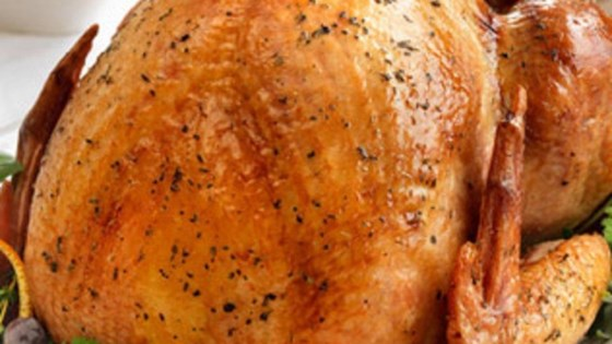 Photo of Herb Roasted Turkey with Pan Gravy by Swanson®