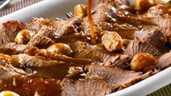 Photo of Braised Brisket with Garlic by Swanson®