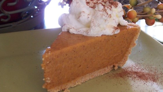 Photo of No Bake Pumpkin Pie I by Cathy