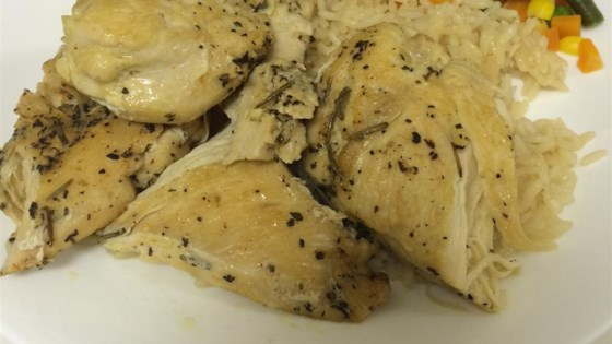 Photo of Herb and Chicken Pasta by Bethany