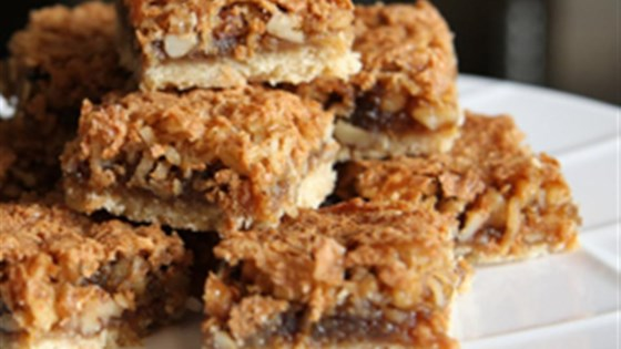 Photo of Coconut Walnut Squares by Egg Farmers of Ontario