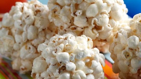 Photo of Popcorn Balls from Karo® by ARGO®,  KARO®  and FLEISCHMANN'S®