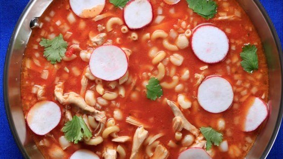 Photo of Pozole-Inspired One-Pan Dish by Barilla