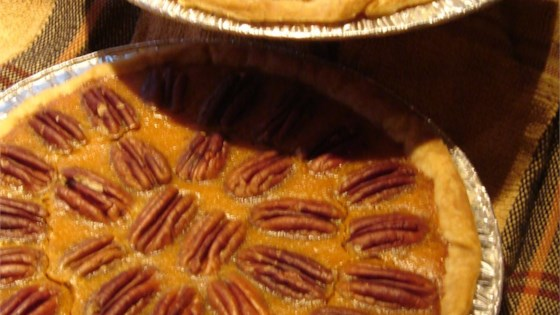 Photo of Sweet Potato Pecan Pie by bluebayou