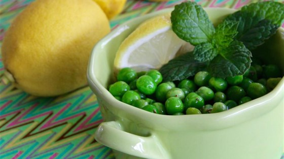 Photo of Lemon Pea Salad by OWLETTA